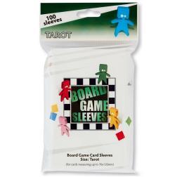 Protège-cartes 100 Board Game Sleeves : Tarot 70x120mm