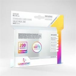 Protège-cartes Gamegenic Value Pack 200 Matte
