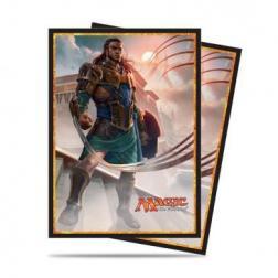 Protège-cartes Standard : Magic Amonkhet Gideon x 80