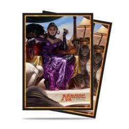 Protège-cartes Standard : Magic Amonkhet Liliana x 80