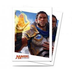 Protège-cartes Standard : Magic Oath of the Gatewatch Oath of Gideon x 80