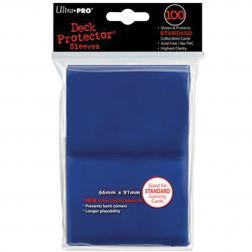 Protège-cartes Ultra Pro Standard 100 Bleu