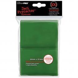 Protège-cartes Ultra Pro Standard 100 Vert