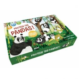 Protèges tes pandas !