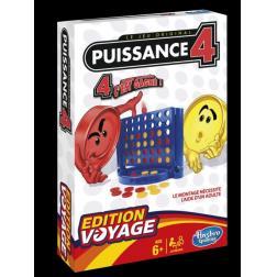 Puissance 4 Edition voyage
