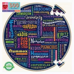 Puzzle 100 Great Words - 500 pièces