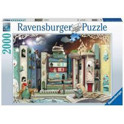 Puzzle - 2000p : L'Avenue des Romans