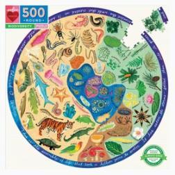 Puzzle Biodiversity - 500 pièces
