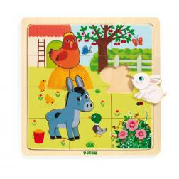 Puzzle bois : Puzzlo Farm
