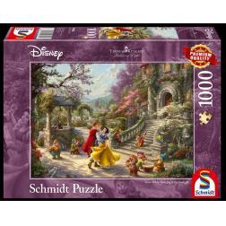 Puzzle Disney 1000 pcs - Blanche-Neige Danse avec le Prince