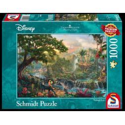 Puzzle Disney 1000 pcs - Le Livre de la Jungle