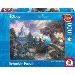 Puzzle Disney 1000 pièces - Cendrillon