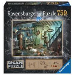 Puzzle Escape La cave de la terreur 759 pièces