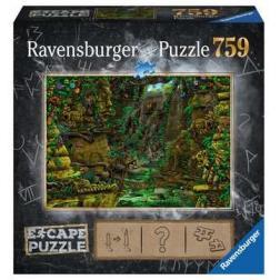 Puzzle Escape Temple Ankor Wat 759 pièces