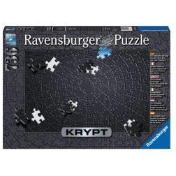 Puzzle : Krypt Black 736 pièces