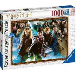 Puzzle L'étudiant sorcier Harry Potter 1000 pièces