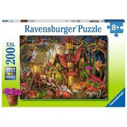 Puzzle La maison forestière 200 pièces