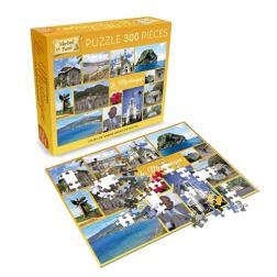 Puzzle La Martinique et son Patrimoine 300 pcs