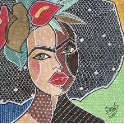 Puzzle Lady M de Drey Sørensen - 100 pièces