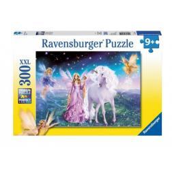 Puzzle Licorne magique 300 pièces XXL