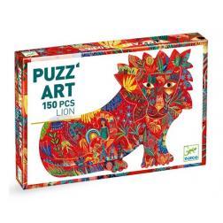 Puzzle Lion : 150 pièces