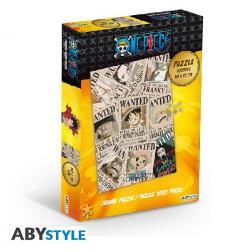 Puzzle One Piece : Equipage de Luffy 1000 pièces