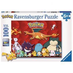 Puzzle Pokémon 100 pièces