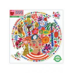 Puzzle Positivity - 500 pièces