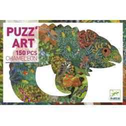 Puzzle : PUZZ'ART : Chameleon 150 Pièces