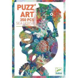 Puzzle : PUZZ'ART : Sea Horse : 350 Pièces