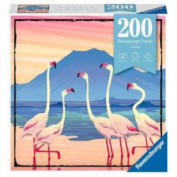 Puzzle Tanzanie 200 pièces