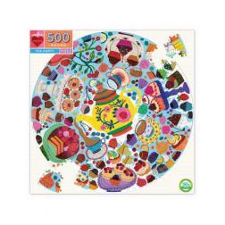Puzzle Tea Party - 500 pièces