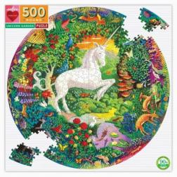 Puzzle Unicorn Garden - 500 pièces