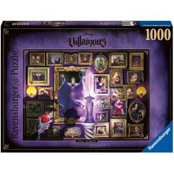 Puzzle Villainous La méchante reine 1000 pièces