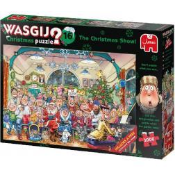 Puzzle Wasgij Christmas 16 - 1000 pièces