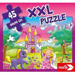 Puzzle XXL Princesse dans la forêt magique 45 pièces