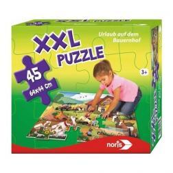 Puzzle XXL Vacances à la ferme 45 pièces