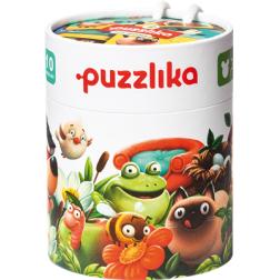"Puzzlika : Puzzle éducatif ""My home"""
