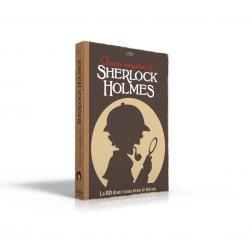 Quatre enquêtes de Sherlock Holmes : La BD dont vous êtes le héros