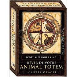 Rêver de votre animal totem : Cartes oracle - Scott Alexander King