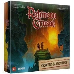 Robinson Crusoé : Contes & Mystères extension