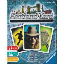 Scotland yard jeu de carte
