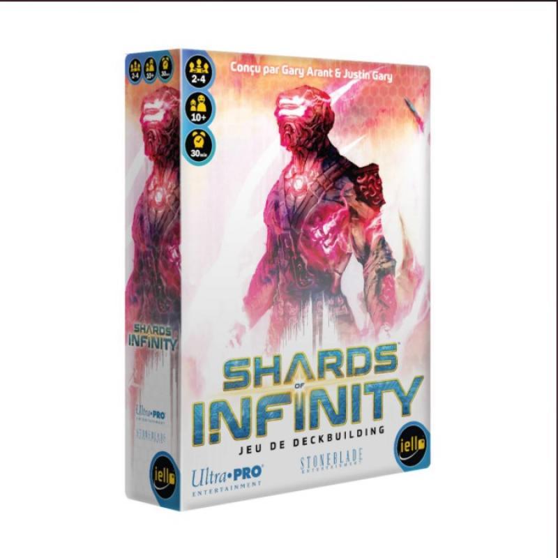 0Shards of infinity