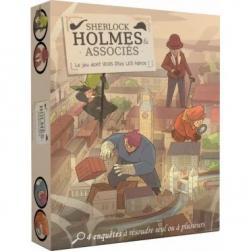 Sherlock Holmes - Le jeu dont vous êtes les héros
