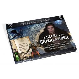 Soirée Escape Game - Le Secret de Grienländer
