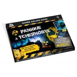 Soirée Escape Game Panique à Tchernobyl