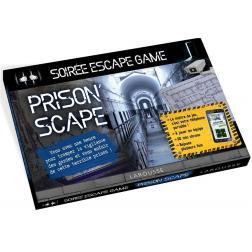 Soirée Escape Game Prison'scape