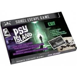 Soirée Escape Game Psy Island