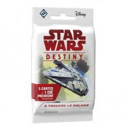 Star Wars Destiny : Booster A Travers la Galaxie