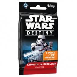 Star Wars Destiny : Booster l'âme de rébellion